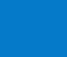 Blue preventative tooth icon